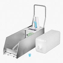 Локтевой дозатор жидкого мыла и антисептика BXG ESD-1000, фото 3