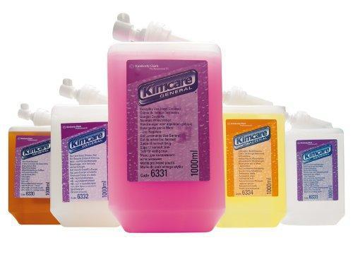 KLEENEX® Everyday Use Жидкое мыло для рук для ежедневного использования - Картридж / В ассортименте /1л