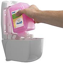 KLEENEX® Everyday Use Жидкое мыло для рук для ежедневного использования - Картридж / В ассортименте /1л, фото 3