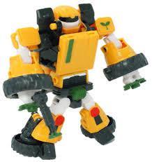 Робот-трансформер  Мини Тобот Т