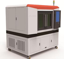 Оборудование для волоконной лазерной резки с линейным двигателем XTC-FL6040