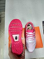 Женские кроссовки nike air max 2017 Version III (3) White pink, фото 3