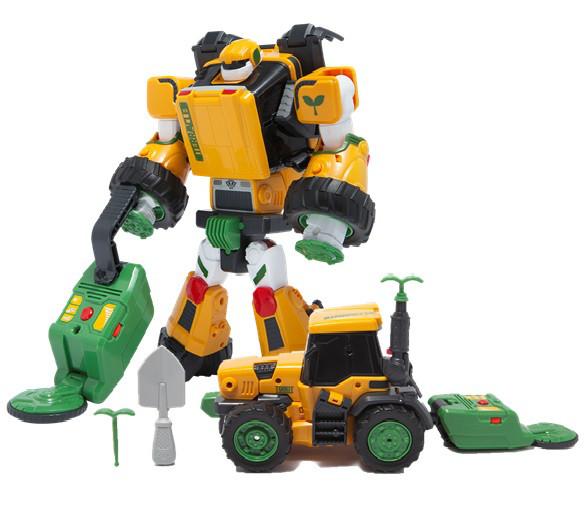 Робот-трансформер   Тобот Т