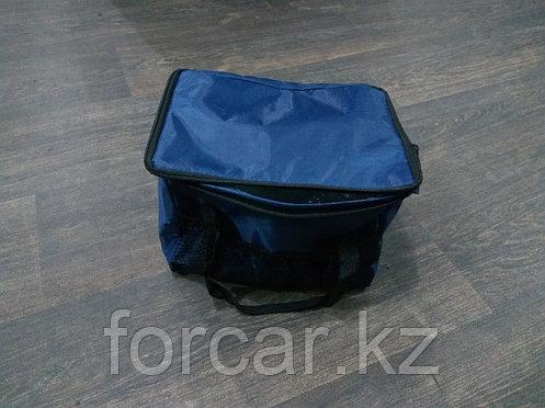 Термосумка для напитков и продуктов, 24*18*18 см 7л. (Синяя), фото 2