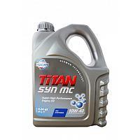 Моторное масло FUCHS Titan SYN MC SAE 10W-40 (4л)