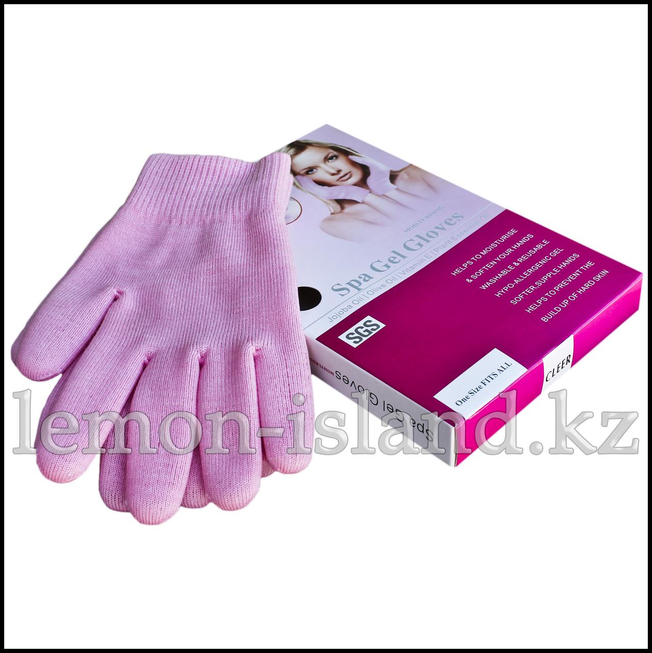 Перчатки питательные для рук.