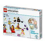 Робототехника.Сказочные и исторические персонажи LEGO®, 213 деталей, возраст 4+.Арт.45023, фото 4