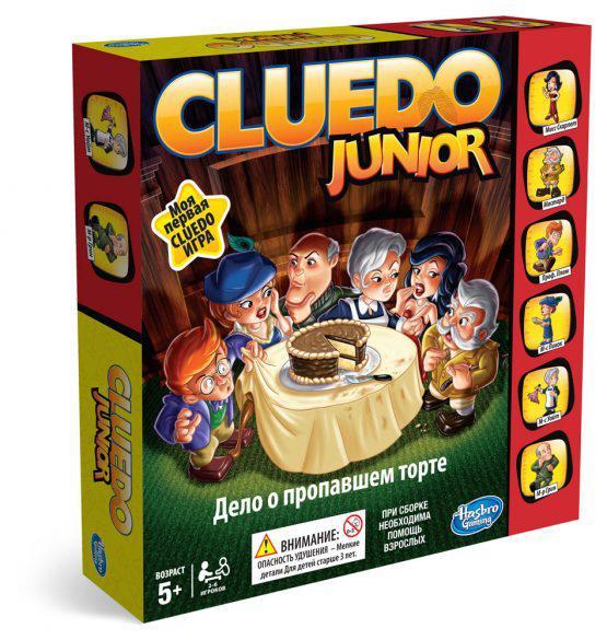 Настольная игра Клуэдо Детская