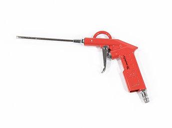 (57332) Пистолет продувочный с удлиненным соплом, пневматический, 135 мм// MATRIX
