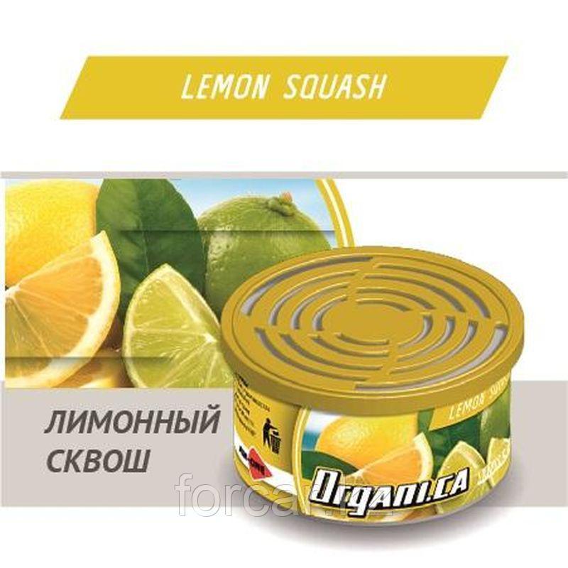 Ароматизатор Organi.ca™ Лимонный сквош