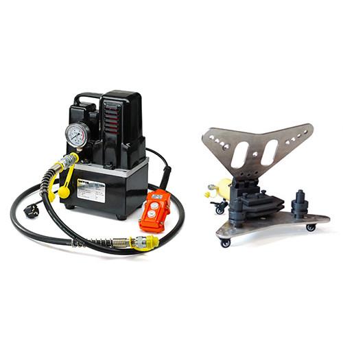Комплект для гибки токоведущей шины СНГ+ ПГШ- 125P+