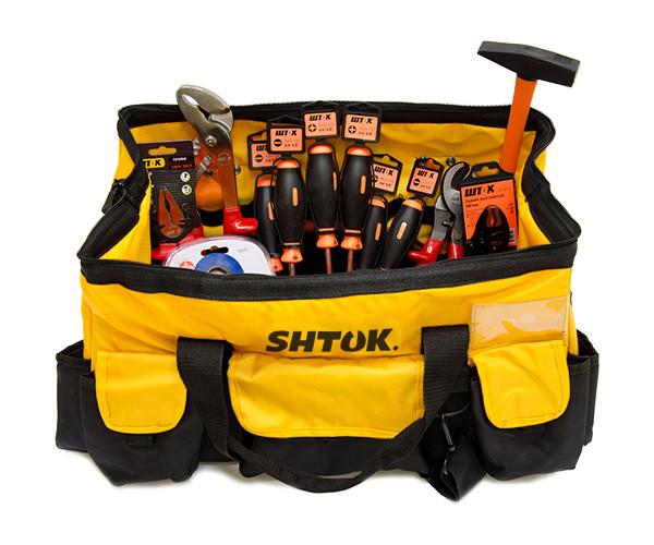 Набор инструментов универсальный №1 в рюкзаке
