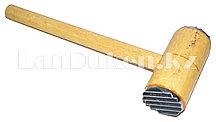 Молоток для отбивания мяса деревянный