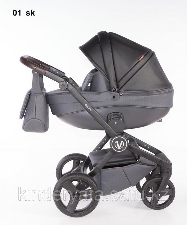 Детская коляска Verdi Expert 3 в 1 (sk01)