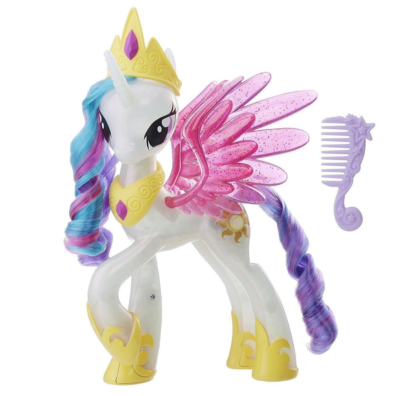 "Hasbro My Little Pony ""Сияние"" Принцесса Селестия (свет), Май Литл Пони"