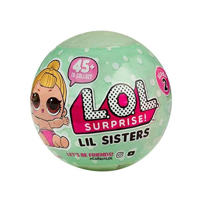LOL Surprise - Маленькая сестренка в шарике, LIL Sisters, 2 серия (Оригинал)