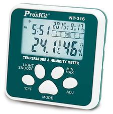 Гигрометр+термометр