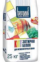 Bergauf Kitt затирка для межплиточных швов 25 кг (белый)