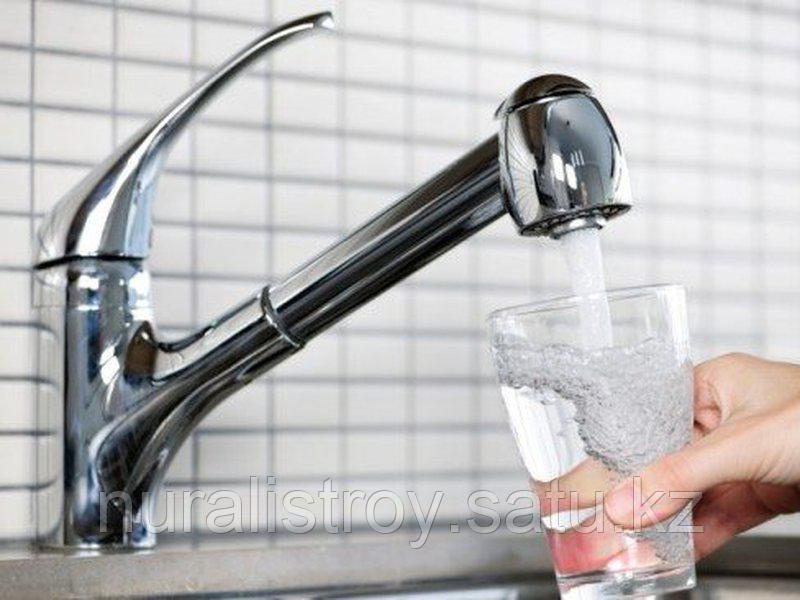 Строительство и монтаж водопровода и канализации