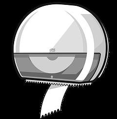 Диспенсеры для туалетной бумаги