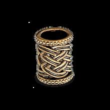 Кольцо для бороды от Borodist бронза 9 мм