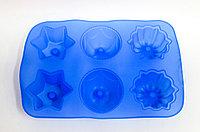 Силиконовая форма для кексов, прямоугольная, 32*22 см