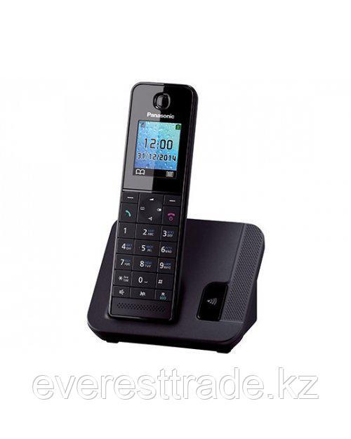 Телефон беспроводной Panasonic KX-TGH220UAB Black