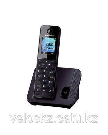 Телефон беспроводной Panasonic KX-TGH220UAB Black, фото 2