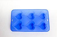 """Силиконовая форма для кексов, прямоугольная,""""Страсть"""", 26*16 см"""