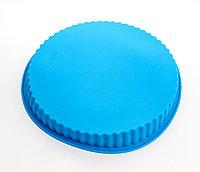 Силиконовая форма для кексов, D 24 см