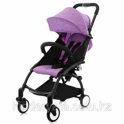Прогулочная коляска BabyTime(сиреневая)