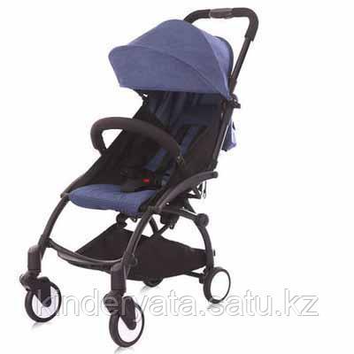 Прогулочная коляска BabyTime(синяя джинса)