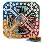 Настольная игра Spinmaster с кубиком и фишками Щенячий Патруль мал., фото 2