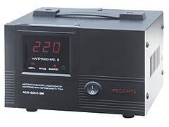 Однофазные стабилизаторы напряжения (220 В) Ресанта электромеханического типа