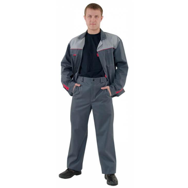 Костюм рабочий летний «В» (куртка и брюки)