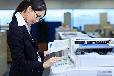Оборудование и расходные материалы для офисов, мини-типографий и копировальных центров.