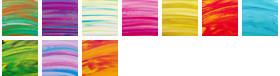 3-х цветные разводы SF400-409