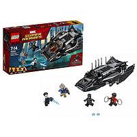 Lego Супер Герои 76100 Нападение Королевского Когтя