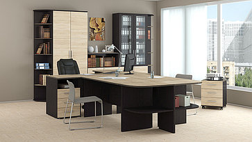 Изготовление офисной корпусной мебели, фото 3