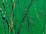 Витражная пленка с текстурой мрамора цвета Hunters Green (Королевский зеленый)