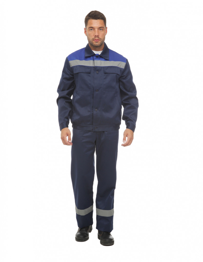 Технический костюм «Индер 2» (куртка и брюки)