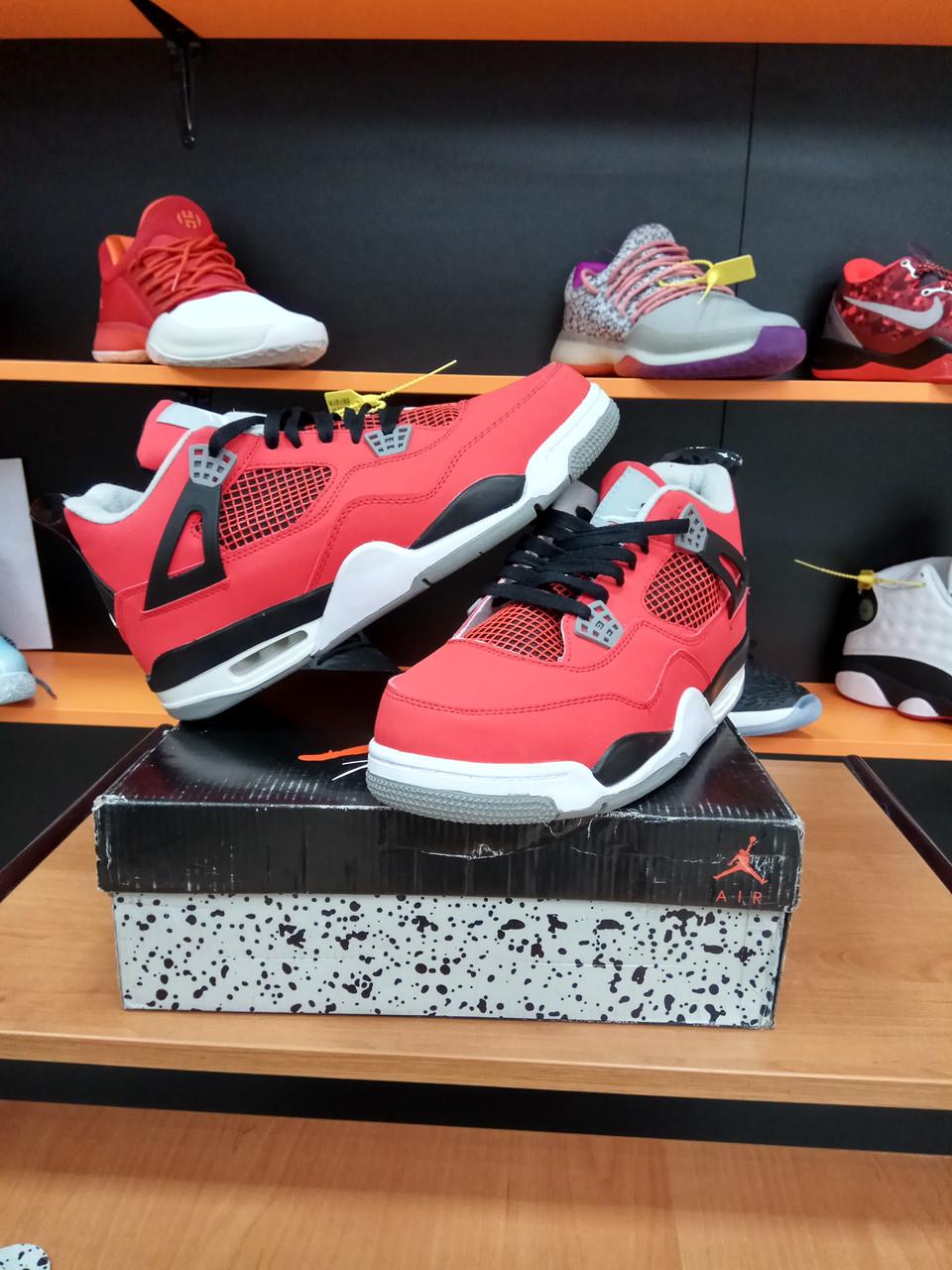 Баскетбольные кроссовки Nike Air Jordan IV (4) Retro