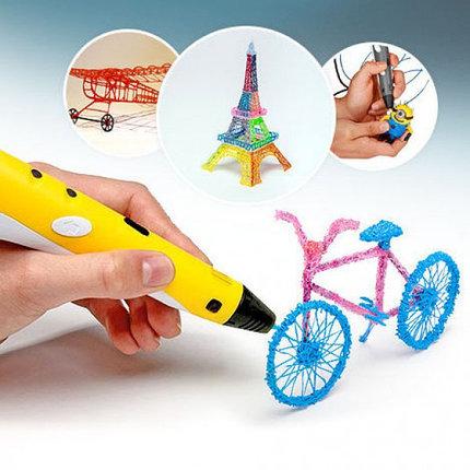3D ручка с oled-дисплеем 3D PEN-2 «MYRIWELL» RP-100B, фото 2