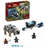 Lego Супер Герои 76099 Поединок с Носорогом