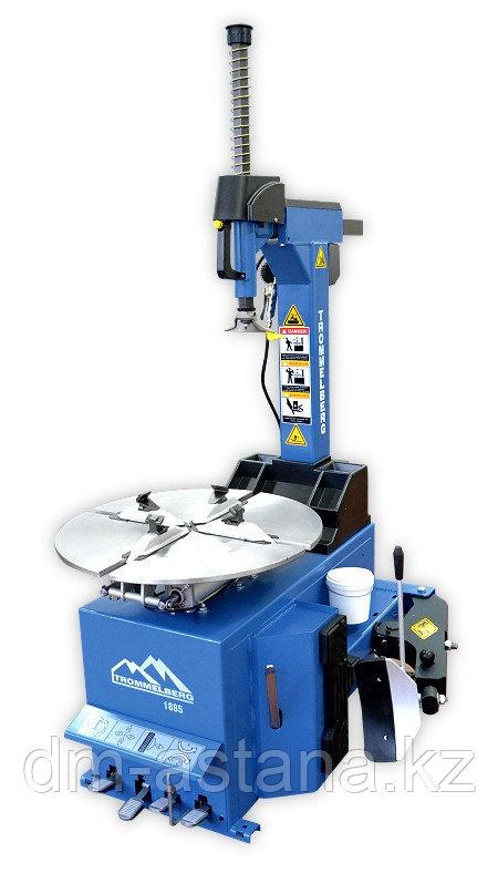 Станок шиномонтажный автоматический до 24 дюйма, TROMMELBERG (3Ф.х380В),  2 скорости