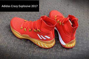 Баскетбольные кроссовки Аdidas Сrazy Еxplosive 2017, фото 2
