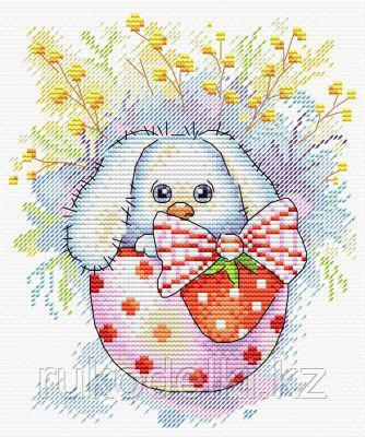 """Набор для вышивания крестом """"Пасхальный кролик"""""""