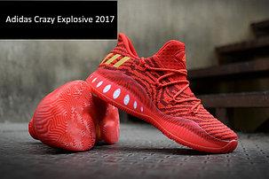 Баскетбольные кроссовки Аdidas Сrazy Еxplosive low 2017, фото 2