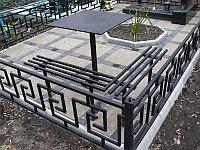 Оградки на могилы