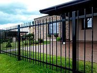 Ограждения, ограды, заборы